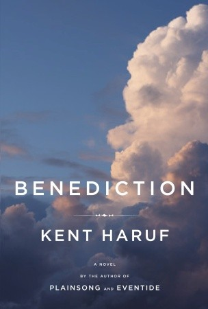 Benediction, published in 2013 and shortlisted for the international Folio Prize