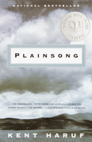 Plainsong, the first book in the Holt trilogy