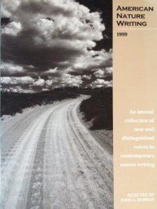 American Nature Writing: 1999